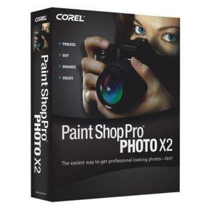 Paint Shop photo Pro X2 [Windows]