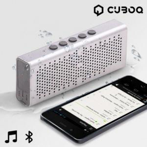 CuboQ Metal - Enceinte Bluetooth Waterproof