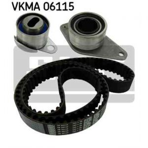 SKF Kit de distribution VKMA 06115 d'origine