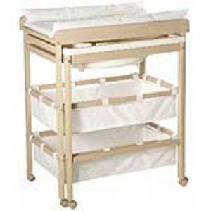 Roba 1253 - Table à langer avec baignoire coulissante