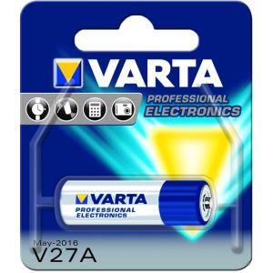Varta V27A - Pile spéciale Alcaline 12V 21 mAh
