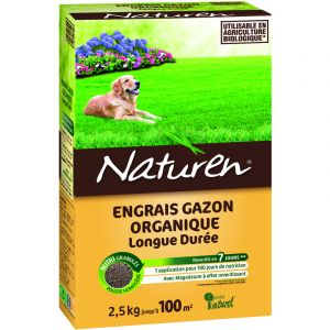 Naturen FERTI - ENGRAIS GAZON 2.5KG /NC - NATGAZ1C