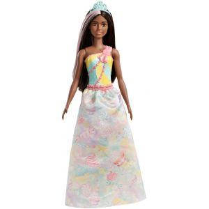 Mattel Poupée Barbie Dreamtopia - Cheveux Bruns