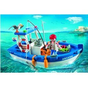 Playmobil 5131 - Bateau de pêche