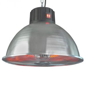 EUROM Heater 1500 - Chauffage de terrasse