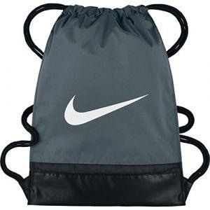 Nike Sac à dos Brasilia Training Gymsack Gris - Taille Unique