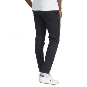 Le Coq Sportif Pantalons Le-coq-sportif Essential Regular N1 - Black - XS