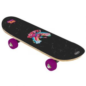 D'arpèje Mini Skate Mini Cruiser en bois Trolls