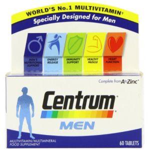 Centrum Men - Pack de 60 tablettes