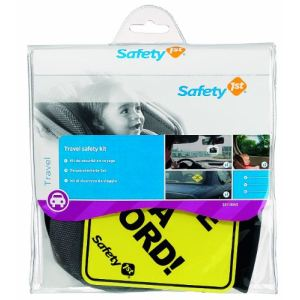 Safety 1st 33110043 - Kit de sécurité voyage