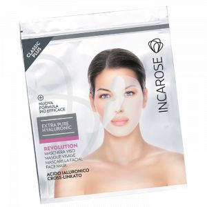 Incarose Extra pure hyaluronic revolution - Masque visage