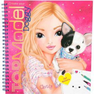Depesche Top Model - Album de coloriage Doggy Christy