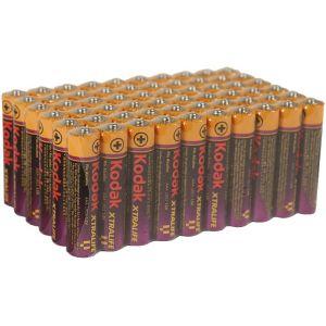 Kodak Gamme Xtralife LR3 - 1,5 V - Vendu par 60