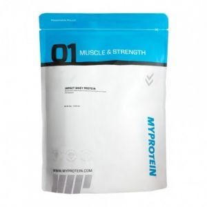 Myprotein Impact Whey Protein, Banane, Poche, 5 kg