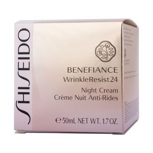 Shiseido Benefiance WrinkleResist24 - Crème nuit anti-rides