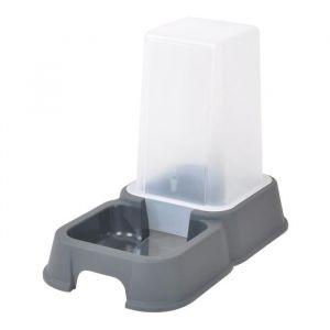 Image de Distributeur d'eau + croquettes 1,5 l en plastique