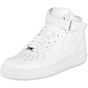 Nike Sportswear AIR FORCE 1 MID '07 Baskets montantes blanc