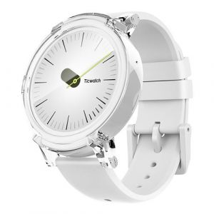 Ticwatch E Blanc - Montre connectée