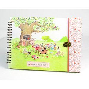 Panodia Album Scolaire La Grande Famille 31x23 cm 50 Pages