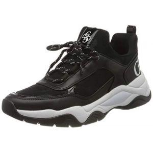Guess Chaussures sport avec logo de la marque à l'arrière Noir - Taille 37