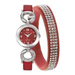 Go Girl Only 1730933  - Coffret montre pour femme avec un bracelet