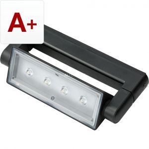 Brennenstuhl 1173900 Projecteur LED Résine 12 W Blanc 22,1 x 6,3 cm