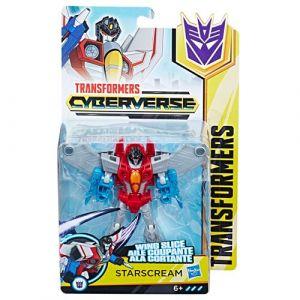 Hasbro Figurine 14 cm - Transformers Cyberverse Commander - Starscream
