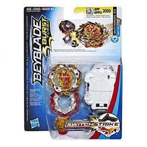 Hasbro Toupie Beyblade Burst Evolution - Toupie + Lanceur SwitchStrike - Amaterios A3