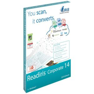 Readiris Pro Corporate Edition (version 14) [Windows]