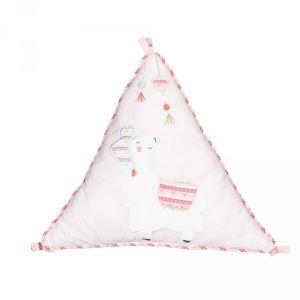 Sauthon Coussin décoratif triangle Mila