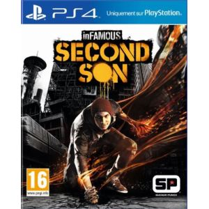 inFamous : Second Son [PS4]