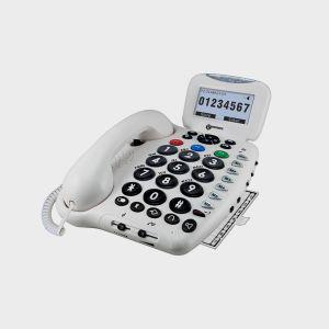 Geemarc CL555 - Téléphone filaire avec répondeur