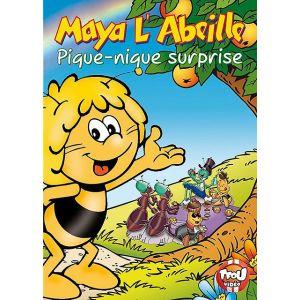 Maya l'Abeille et le pique-nique surprise