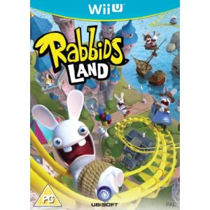 The Lapins Crétins Land [Wii U]