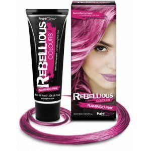Paintglow Rebellious Colours - Coloration semi-permanente Flamingo Pink