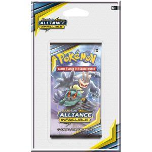 Asmodée Booster Blister Pokémon SL10 Lune et Soleil