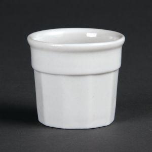 Olympia Pots à sauce Whiteware - Lot de 12