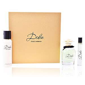 Dolce   Gabbana Dolce - Coffret eau de parfum, vaporisateur de sac et lait  pour 49000b483b1e