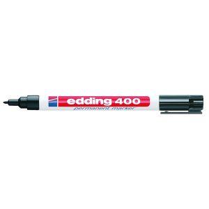 Edding E- 363 Marqueur à pointe biseautée pour tableau blanc 1 à 5 mm Noir Lot de 10
