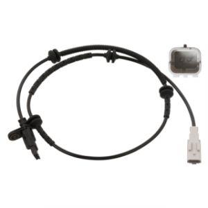 Febi Bilstein 47005 ABS Sonde de capteur, vitesse de roue (Stabilisateur avant des deux côtés)