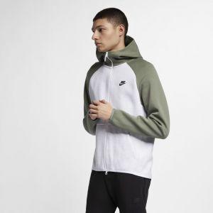 Nike Sweatà capuche entièrement zippé Sportswear Tech Fleece pour Homme - Gris - Couleur Gris - Taille XS