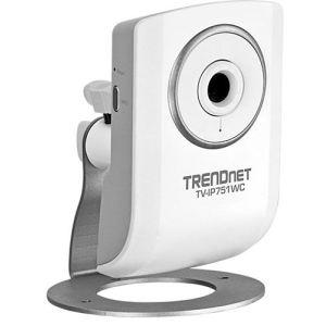 TrendNet TV-IP751WC - Caméra IP wifi