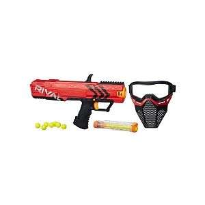 Hasbro Nerf Rival Starter Kit Apollo XV-700 + Masque - Rouge