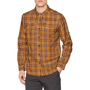 Columbia Chemises Silver Ridge 2.0 - Burnished Amber Plaid - Taille M