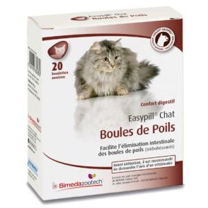 Zootech Easypill Chat : Boules de poils