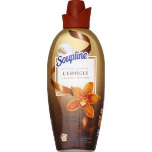 Soupline Parfum Suprême Espiègle 1,2 L - Lot de 4