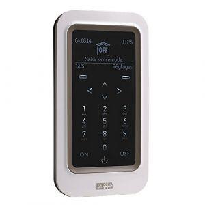 Delta Dore Clavier radio avec écran tactile CLT 8000 Tyxal+ 6413252