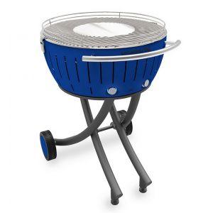 Lotusgrill lg-tb-600 - Barbecue à charbon portable 60 cm xxl