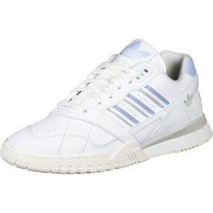 Adidas A.r. Trainer chaussures Femmes blanc bleu T. 40 2/3