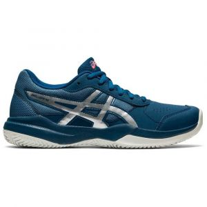 Asics Gel - Game 7 Clay Gs Mako Blue / Pure Silver Enfants Taille 34.5